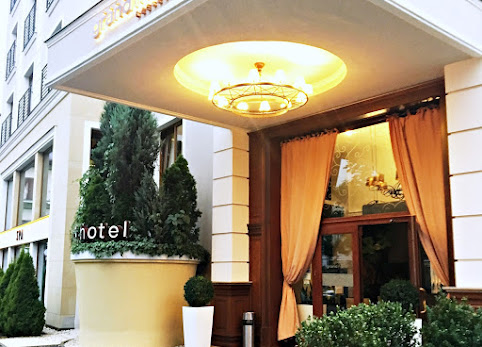 Grand Hotel Boutique. Nasza jedna noc w Rzeszowie. Masa wrażeń i jedno rozczarowanie.