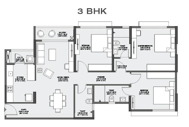 Godrej City Panvel Floor Plan