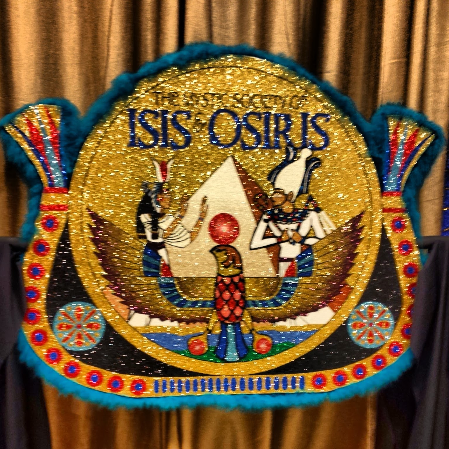 STR8 UP WITH A TWIST: The Mystic Society of Isis & Osiris
