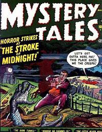 Read Mystery Tales comic online