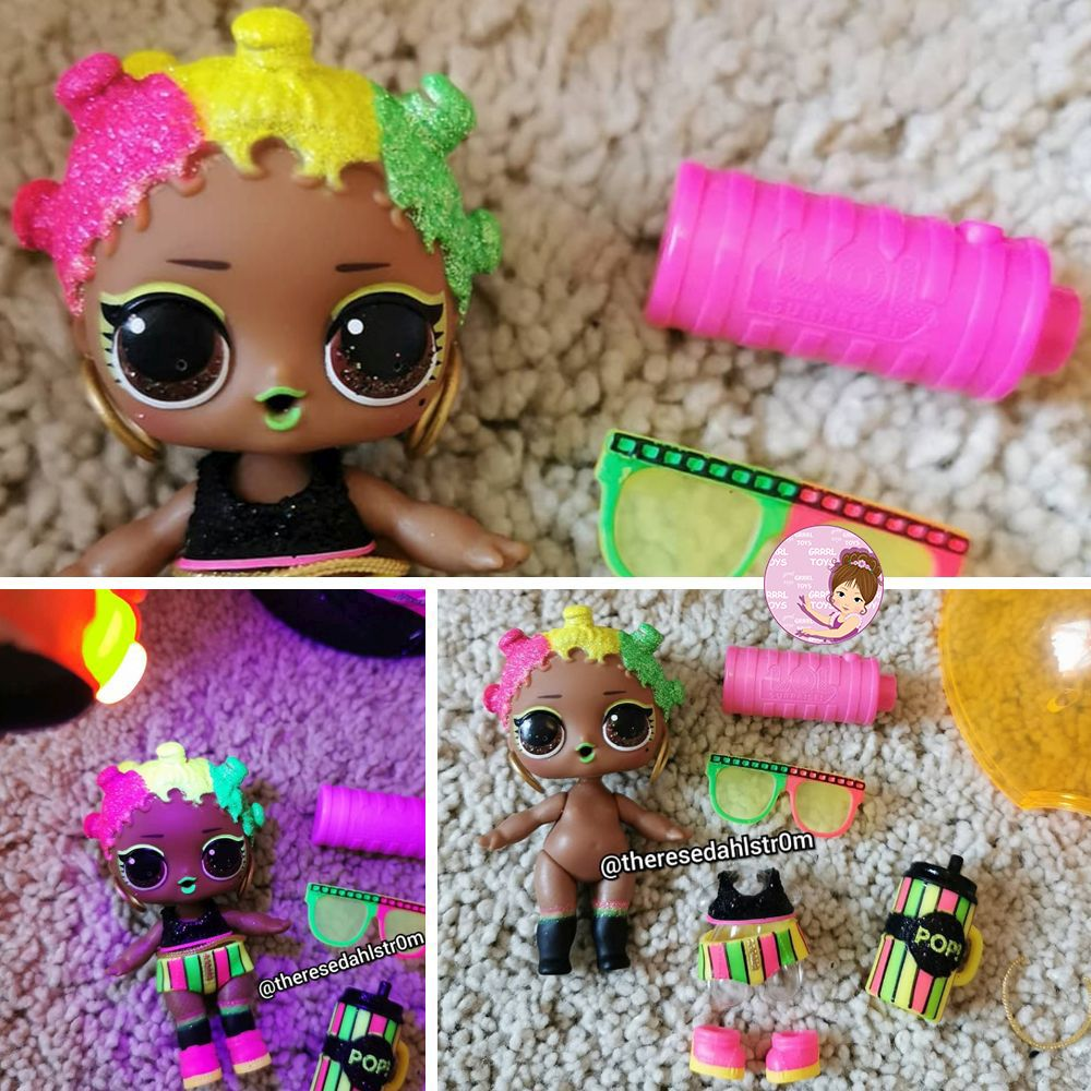 Jammin' from L.O.L. Surprise Lights Glitter series doll 2020