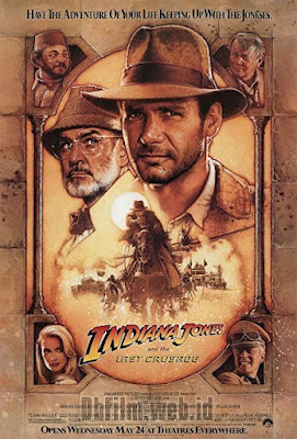 Sinopsis film Indiana Jones and the Last Crusade (1989)