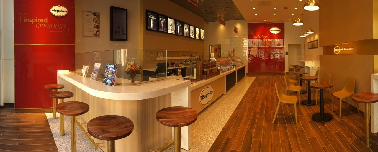 HÄAGEN-DAZS® Celebrates a Grand Opening at the Atlanta Battery  via  www.productreviewmom.com