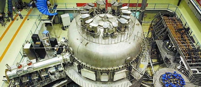 China Creates Short-lived Artificial Sun On Earth Via Nuclear Fusion