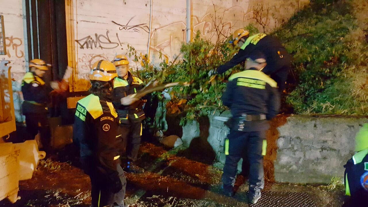 Via Bertola Novate Milanese Mi.N O C Nucleo Operativo Comunale Protezione Civile Novate