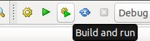 Build and Run C++ código