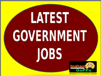Latest Government Job – Latest Government Job Notifications 2020-2021 - Updated on 07.06.2020