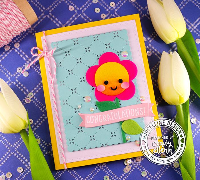 #Jocelijne #Carlijndesign #Jocelijnedesign #handmadecard #cardmaking #stamping #hellocard #friendshipcard #card #cardmaking #flowercard #handmade #dieset #paperart #hobby #flowersformomdieset #distressink #papierkunst #dutchcardmaker #thermoweb #decofoilflock #flock