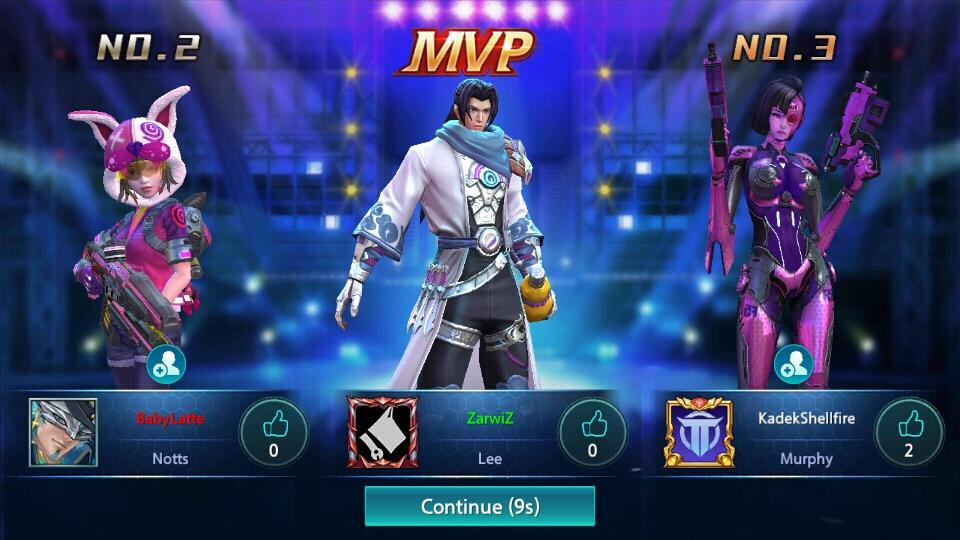 ShellFire MVP
