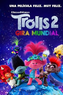 Trolls 2: Gira mundial en Español Latino