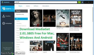 Download MediaGet 2.01.3805 Free For Mac, Windows And Android