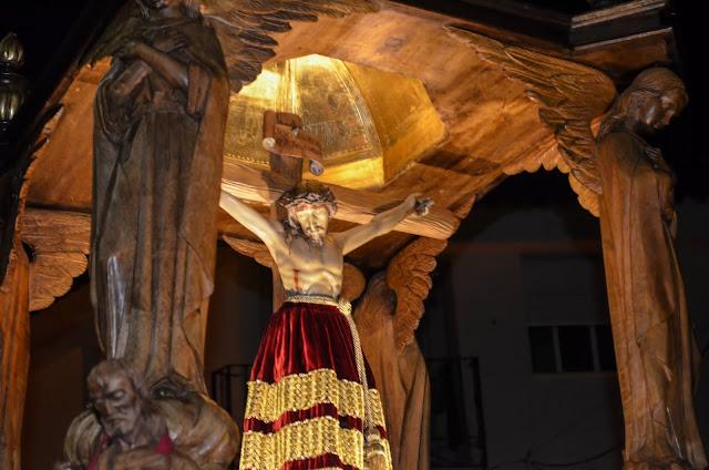 cristo de la peña (Campo Real)
