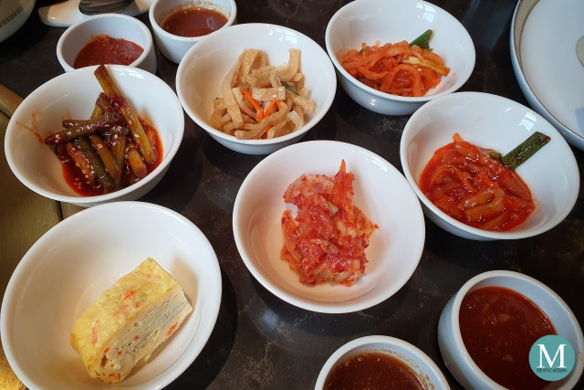 Banchan Goryeo Korean Dining