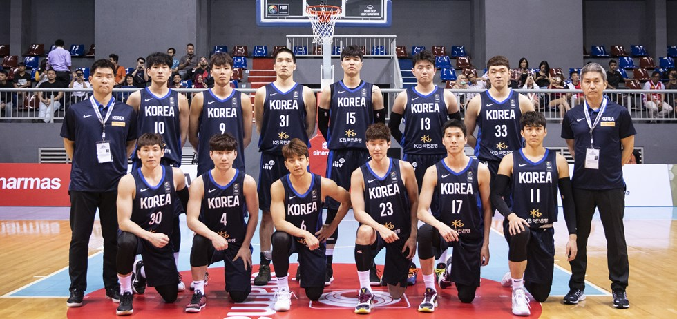Korea def. Indonesia, 109-76 (VIDEO) 2021 FIBA Asia Cup Qualifiers | 1st Window
