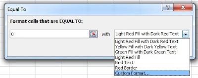 How to Hide and Remove Zeros (0) Values in Excel