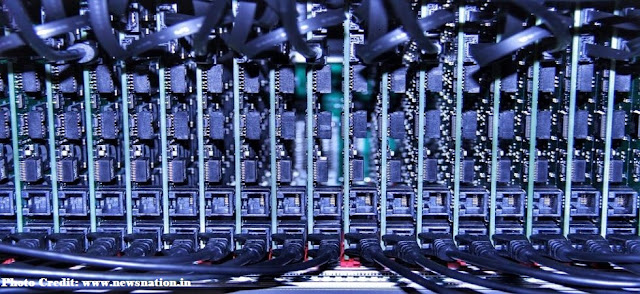 The world's largest supercomputer turned on for the first time