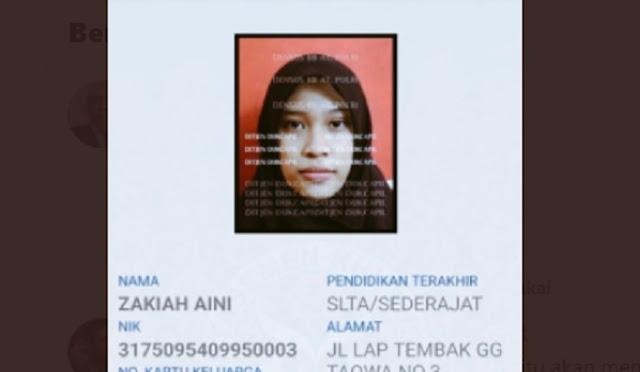 Jenderal Sigit Ungkap Alasan Zakiah Bisa Masuk Mabes Polri, Nanyain Kantor Pos
