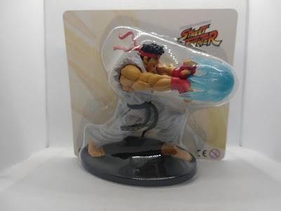 figura ryu coleccion street fighter de altaya