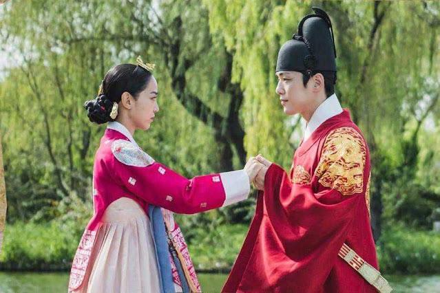 Sinopsis Mr. Queen Korean Drama