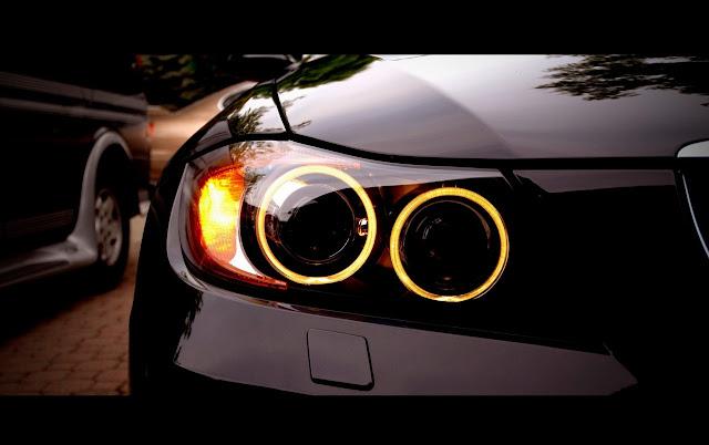 BMW Angel Eyes Menjadi Hal Paling Trending Saat ini