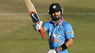 Virat Kohli 115 vs Zimbabwe | 15th ODI Hundred Highlights