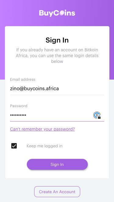 Buy and Sell Bitcoin In Nigeria - BuyAfrica