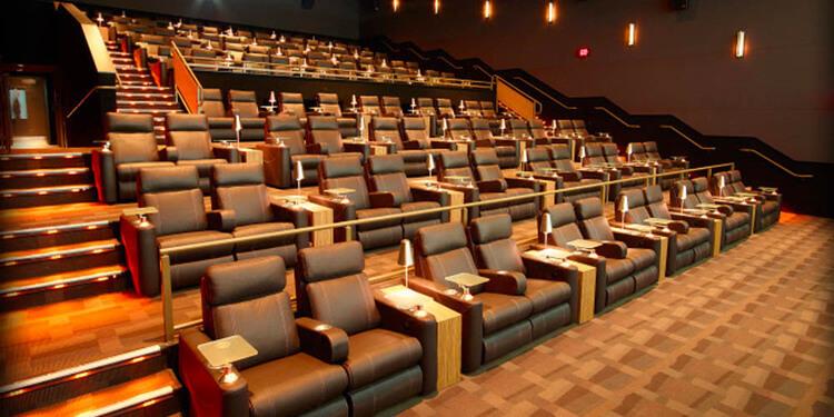 LUXURY MOVIE THEATHER CINEMAS