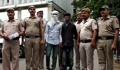 Night Robbers Criminal Arrested By Delhi Police News In Hindi