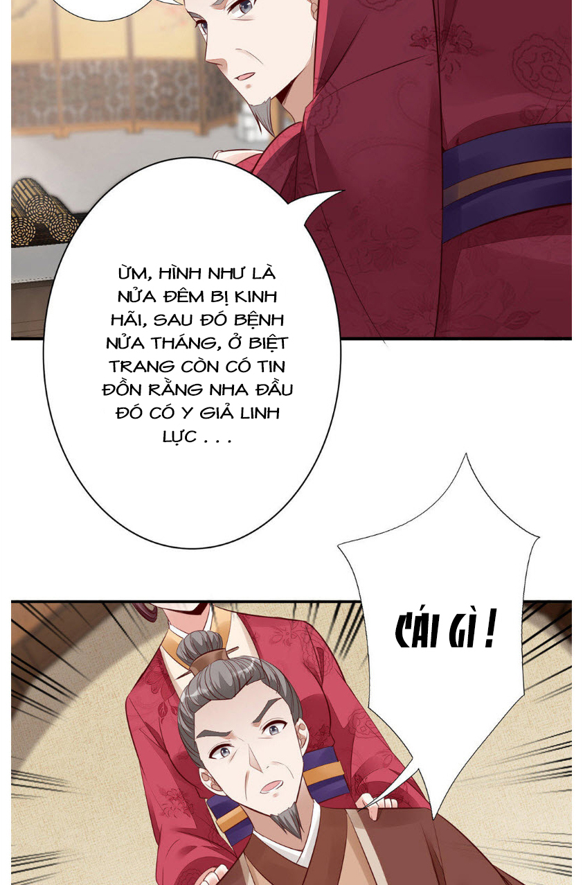 Thần Y Yêu Hậu Chap 26