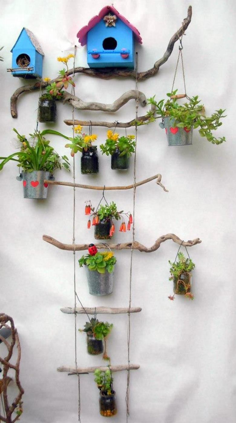 ideias jardim vertical apartamento: : Lindas ideias para jardim suspenso e jardim vertical – apartamento