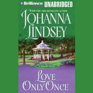 Love Only Once by Johanna Lindsey