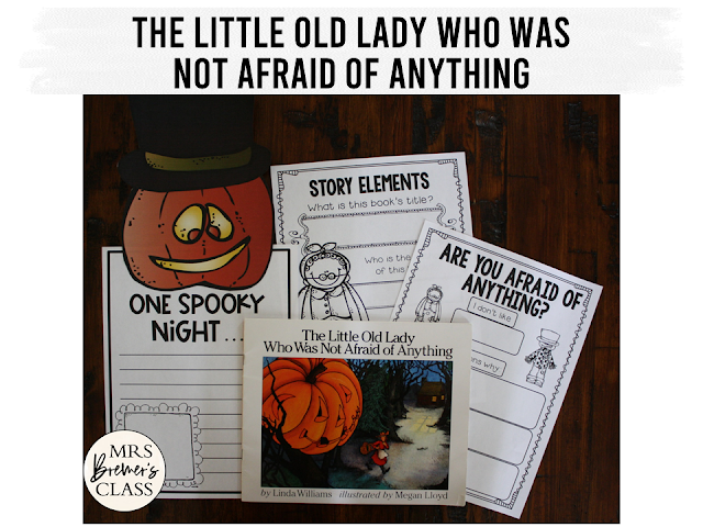 Favorite Halloween books for kids, with companion activities, craftivities, and book study resources. Packed with fun literacy ideas and standards based guided reading activities for K-2. Common Core aligned. #Halloween #picturebookactivities #bookstudy #kindergarten #literacy #1stgrade #2ndgrade #guidedreading #bookstudies #bookcompanion #bookcompanions #halloweenbooks #1stgradereading #2ndgradereading