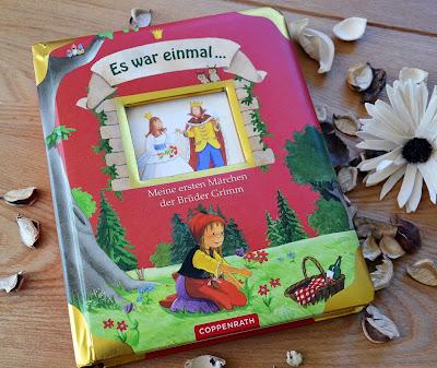"""""""Es war einmal ... Meine ersten Märchen der Brüder Grimm"""" , Kinderbuch"""