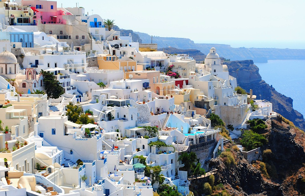 Why Should You Invest in a Property in Greece?
