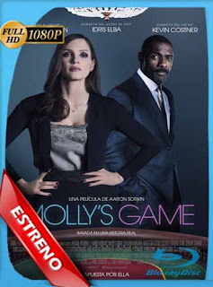 Molly's Game (2017) HD [1080p] Latino [GoogleDrive] SilvestreHD