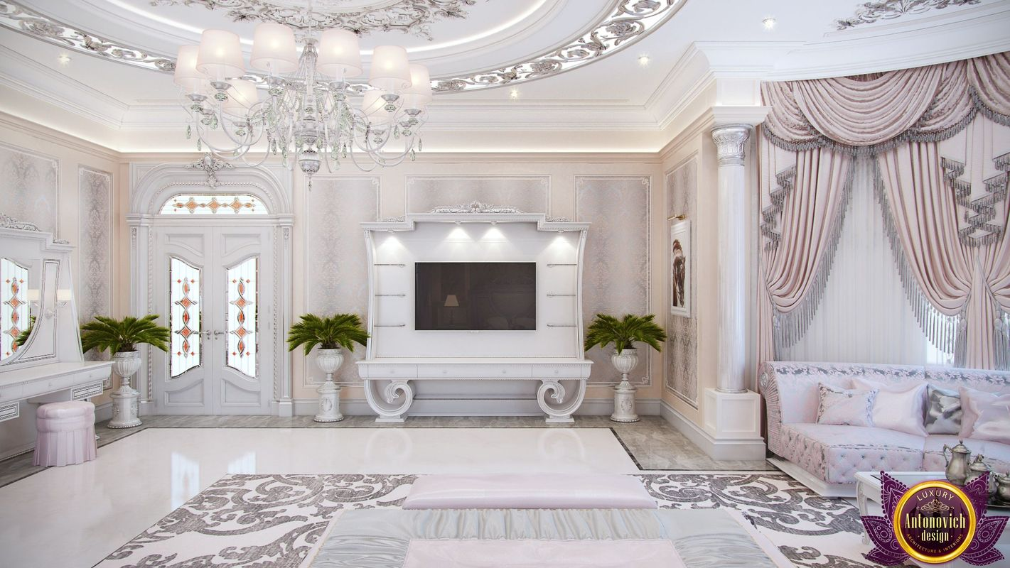Luxury antonovich design uae luxury bedroom designs of - Decor oriental design interieur luxe antonovich ...