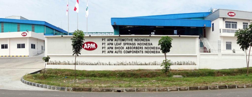 Lowongan Kerja PT APM Automotive (Karawang) Paing Baru 2017