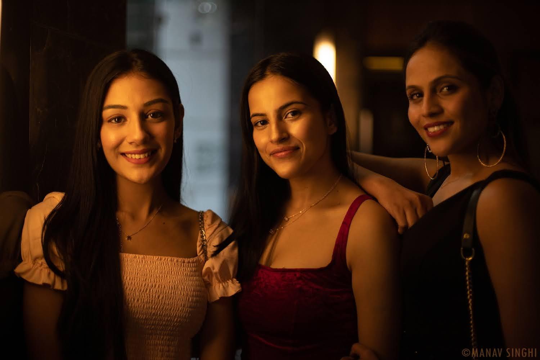 Participants at Elite Miss Rajasthan 2020