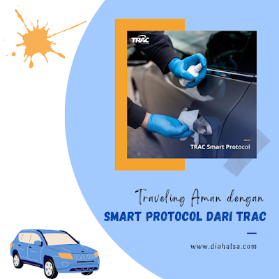 Traveling Aman dengan SMART Protocol TRAC