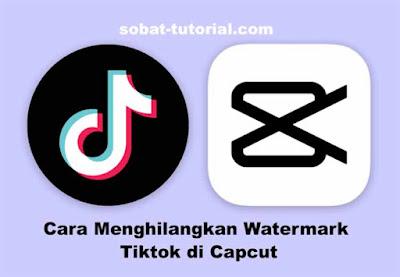 Cara Menghilangkan Watermark Tiktok di Capcut