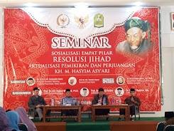Meneladani Hadratus Syeikh, Ketua MPR: Kiai Hasyim Tokoh Penting yang Melahirkan Nasionalisme