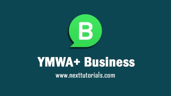YMWA+ Business v9.0 Apk Mod Latest Version Android,install ymwhatsapp anti banned,ymwa business update terbaru 2021,tema whatsapp mod keren 2021