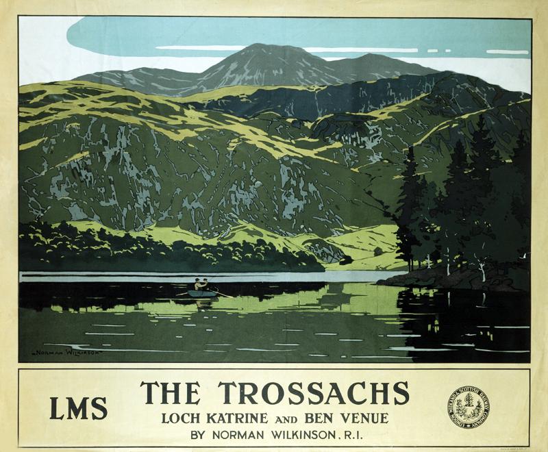 wilkinson lake art artists railway posters part 8