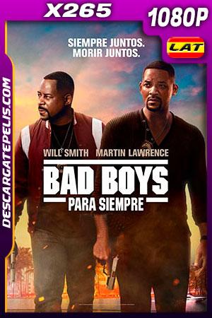 Bad Boys para siempre (2020) 1080p x265 BDrip Latino – Ingles