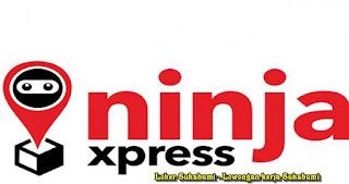Lowongan Kerja Ninja Express Sukabumi Terbaru