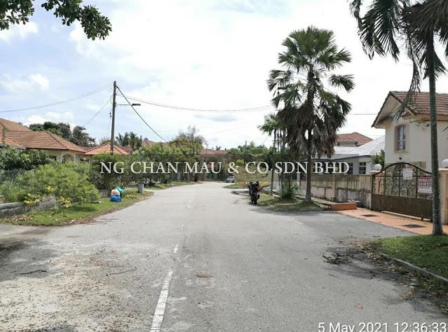 Lokasi Bungalow di Bagan Lalang, Selangor