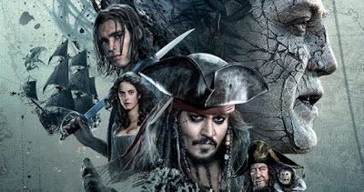 Pirates of the Caribbean 5: Dead Men Tell No Tales (2017)  Hindi-Eng 720p HD