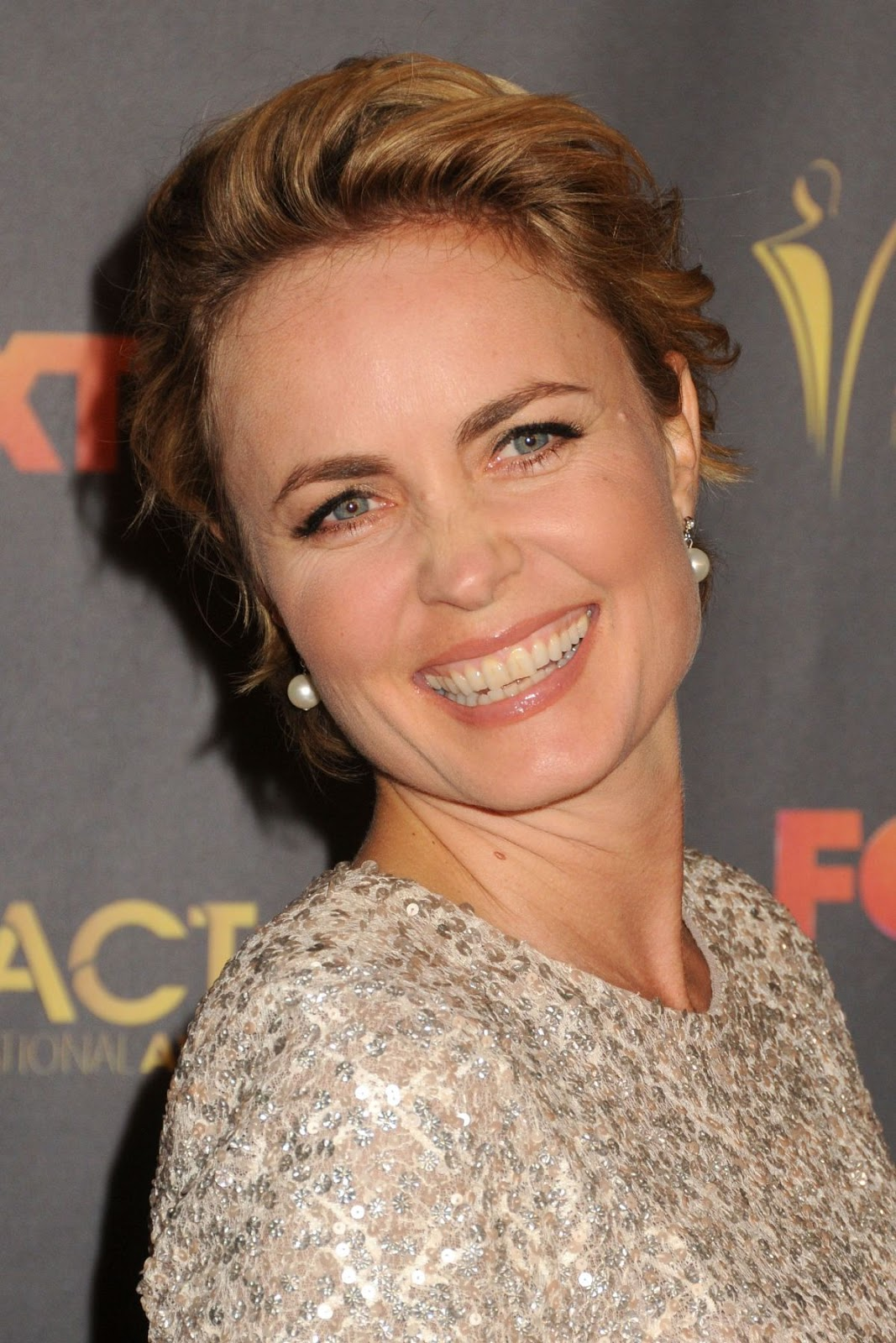 London Has Fallen actress Radha Mitchell at 5th AACTA International Awards