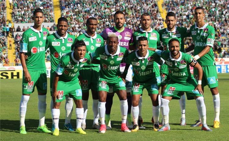 دوري أبطال إفريقيا: الرجاء البيضاوي يفوز على النصر الليبي ب 3-1