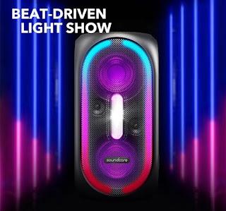 Soundcore Rave 160W party speaker price in India